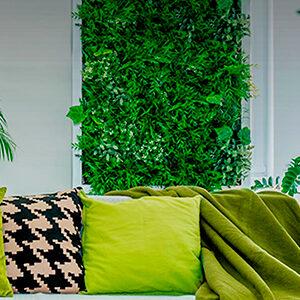 Muros verde teckno step