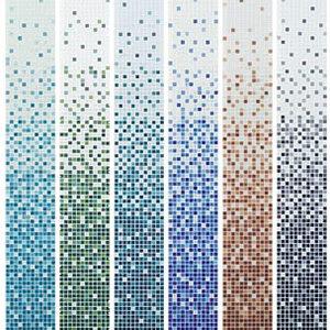 Azulejo veneciano algoritmo degradado