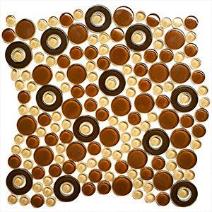 Gireco malla circle brown